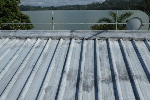 Hearld Island Iron Roof Painting